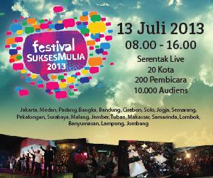FestivalSuksesMulia2013