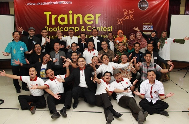 Peserta Trainer Boot Camp & Contest, Bogor 6-8 September 2013
