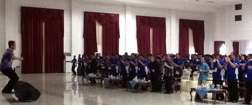 Lampung Sales Conggress 2013 Lautan Teduh
