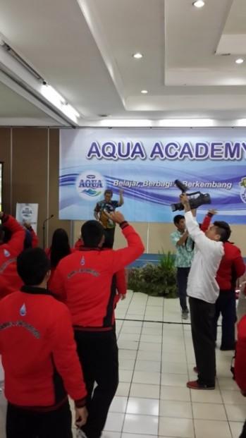 Jamil Azzaini dalam Seminar di Aqua