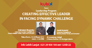 Kubik Training Leadership Program