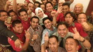 People Trainee Program 2014 PT. Telkomsel 1