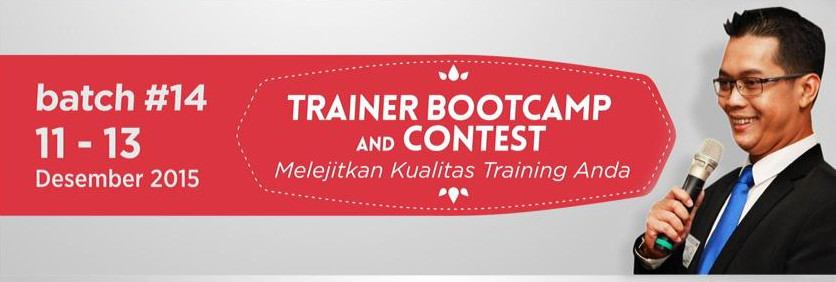 Trainer Bootcamp Batch 14