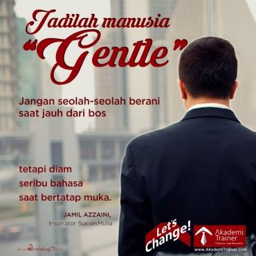 Manusia Gentle