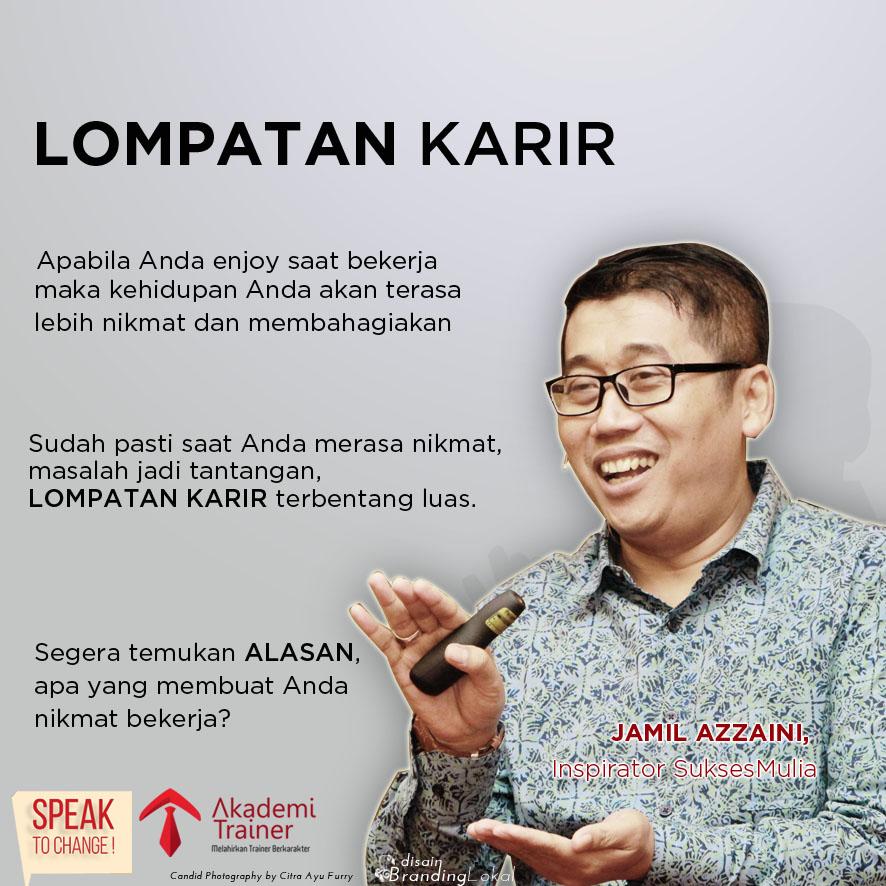 Meme Quote JA Lompatan Karir