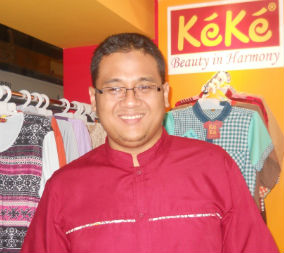 Rendy Saputra, CEO Keke Group